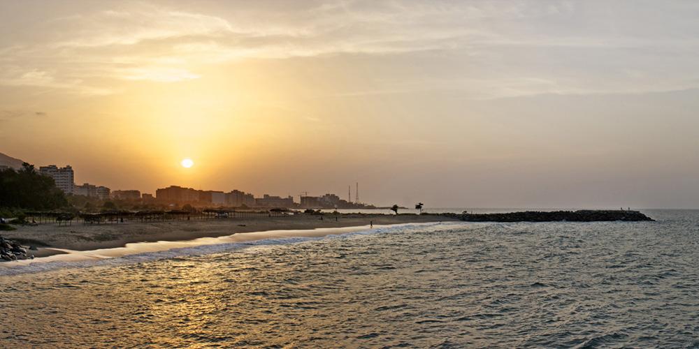 Playa paraiso estado vargas ubicacion
